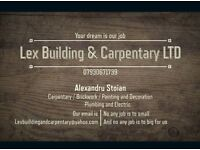 Carpenter/Painting/Building