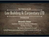 Carpenter / Painting / building company