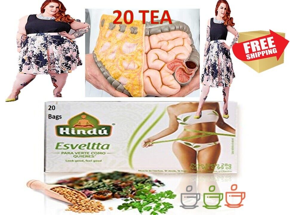 14 Day Detox Tea detox Weight Loss to get Skinny belly Fit TE sveltta se DIVINA