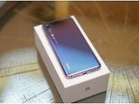 Huawei P20 Pro Twilight Boxed like New Unlocked