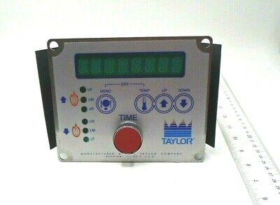 Taylor Box A Controller Key Pad Freezer X78579 Free Shipping