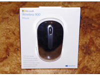 Microsoft Wireless 900 Mouse, new, boxed