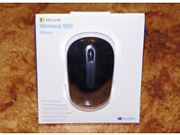 Microsoft Wireless 900 Mouse, new, cordless, cord less, WiFi, boxed