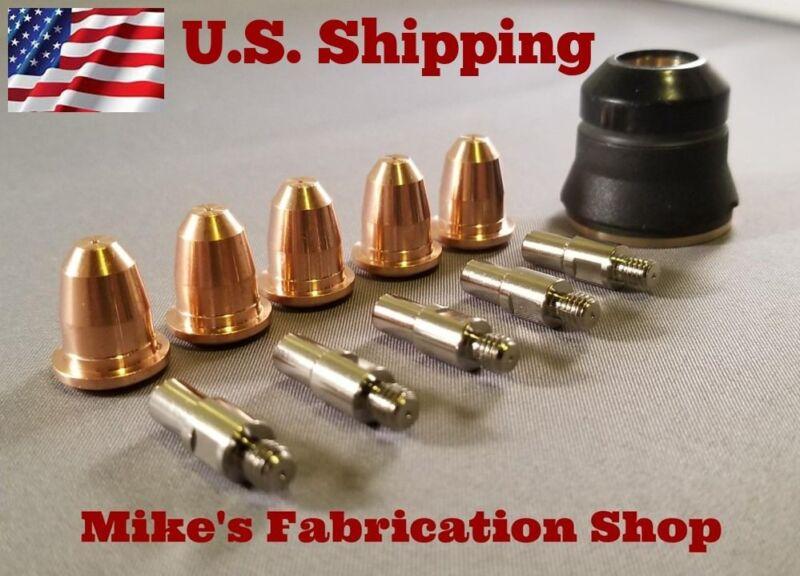 11Pc Consumable Kit – Harbor freight 95136 60767 Plasma Cutter Trafimet Torch