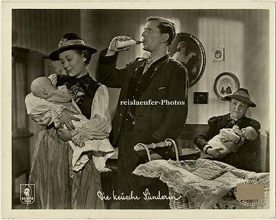 Original KinoAushang Photo Die keusche Sünderin v. 1943