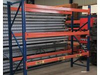 STOW HEAVY DUTY COMMERCIAL WAREHOUSE STORAGE PALLET RACKING BAY
