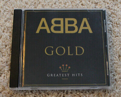 Gold: Greatest Hits by ABBA (CD, 1992, PolyGram) Excellent condition