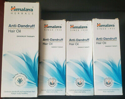 Himalaya herbal Anti-Dandruff Hair Oil Removes Dandruff Control hair Fall !!!, used for sale  Shipping to India