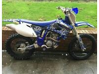 IMMACULATE YZF 250 2005