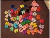 Bundle Rainbow bows
