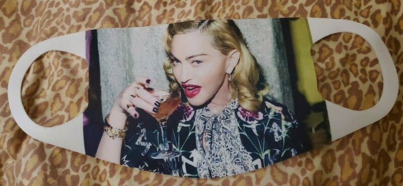 Madonna Face Mask RARE Must Have dr