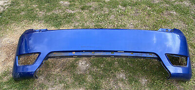 Ford Fiesta ST Rear Bumper