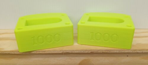 TurboSound- iP1000-series- High Lighter Green Pin-Protectors for a pair