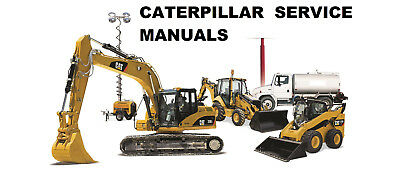 Caterpillar Cat Utility Thumb 9x2 Service And Repair Manual