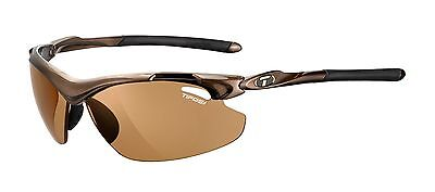 Tifosi TYRANT 2.0 Mocha Brown POLARIZED FOTOTEC Sunglasses