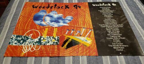 WOODSTOCK 94' Poster