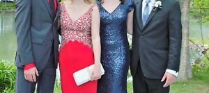 Red Prom/ formal dress!