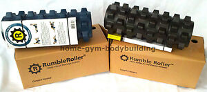 Rumble-Roller-Deep-Massage-Therapy-Foam-Roller-12-034-x-5-034-Rumbleroller-Myofascial