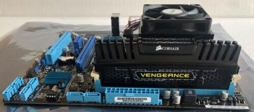 ASUS M5A78L-M LX PLUS Motherboard AM3+ FX-8300 3.3-4.2GHz 8-Core CPU 8GB Memory