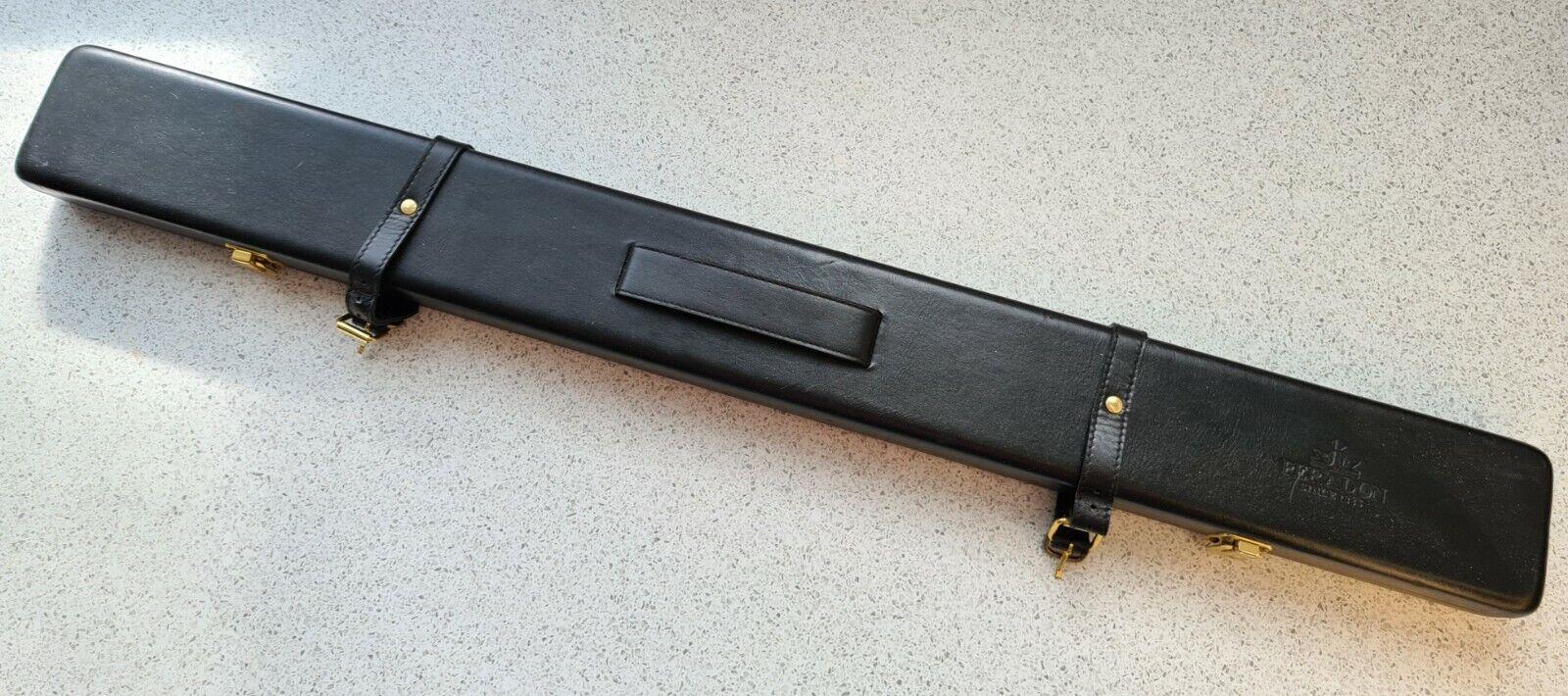 Peradon Classic cue, 2 piece with Peradon Leather case