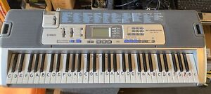 Casio LK-100 Keyboard with Key Lighting System
