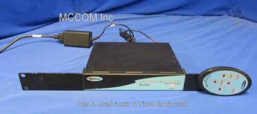 Gefen HDSDI to HDMI Scaler Box w/ power supply