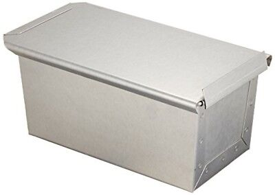 Endo Bread Loaf Pan Mold with Lid for Professional Use Baking Japanese Import
