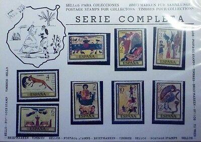 Briefmarken Spanien - von privat