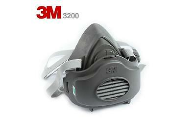 New 3M 3200 N95 PM2.5 Gas Protection Filter Respirator Biohazard Dust Mask - Biohazard Respirator Mask