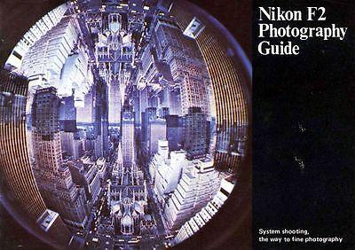 Инструкции и руководства NIKON F2 CAMERA