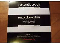 Pioneer DJ AND DVS Licence