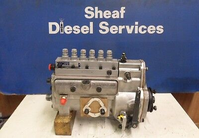 Ford County Tw20 Dsa 271 Cavminimec P5450 Diesel Injectioninjector Pump