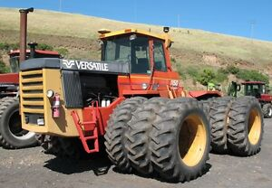 Wanted: 1150 or 1156 Versatile/Ford Tractor