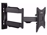 Invision Ultra Slim TV Wall Mount Bracket for 26 - 55 Inch Screens