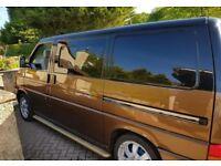 Classic VW T4 Transporter campervan