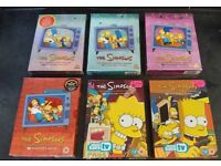 simpsons dvds collectors edition