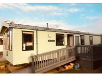 Luxury Static Caravan for Hire/Rent at Haven Perran Sands Holiday Park Cornwall