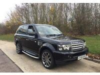 Range Rover Sport TDV8 HSE 3.6 Diesel