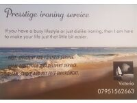 Ironing Service Cardiff