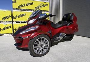 2015 Can-Am Spyder® RT Limited - SE6