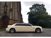 CHAUFFEUR / PROM / WEDDING / BIRTHDAY / ANY OCCASION LASTING MINUTES BOOKINGS