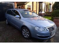 2006 VW Passat 1.9 SE TDI Estate