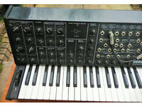Korg MS-20 Monophonic Synthesizer- Original Full Size 1970's Version