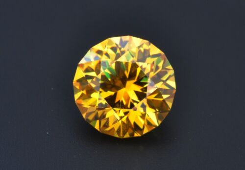 SPHALERITE. Spain. 5.3 Ct. Precision cutting and polishing of highest quality.