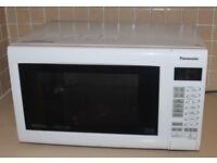 Panasonic 1000W combination microwave NN-CT552W