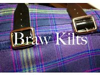 Traditional/Bespoke Made To Measure Hand Sewn Kilts