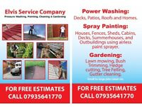 ROOFING and Property Maintenance Services