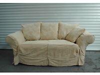 Quality Tetrad Bed Settee / Futon