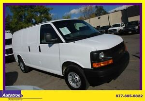 2014 Chevrolet Express Van 3500 NO WINDOWS LOADED