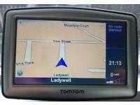 TomTom XL 30 (4EG0) UK & Ireland Maps (no offers, please)